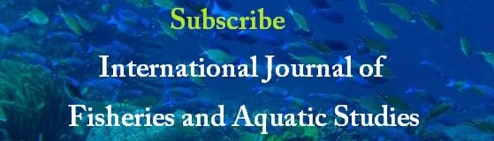 Subscribe International Journal of Fisheries and Aquatic Studies